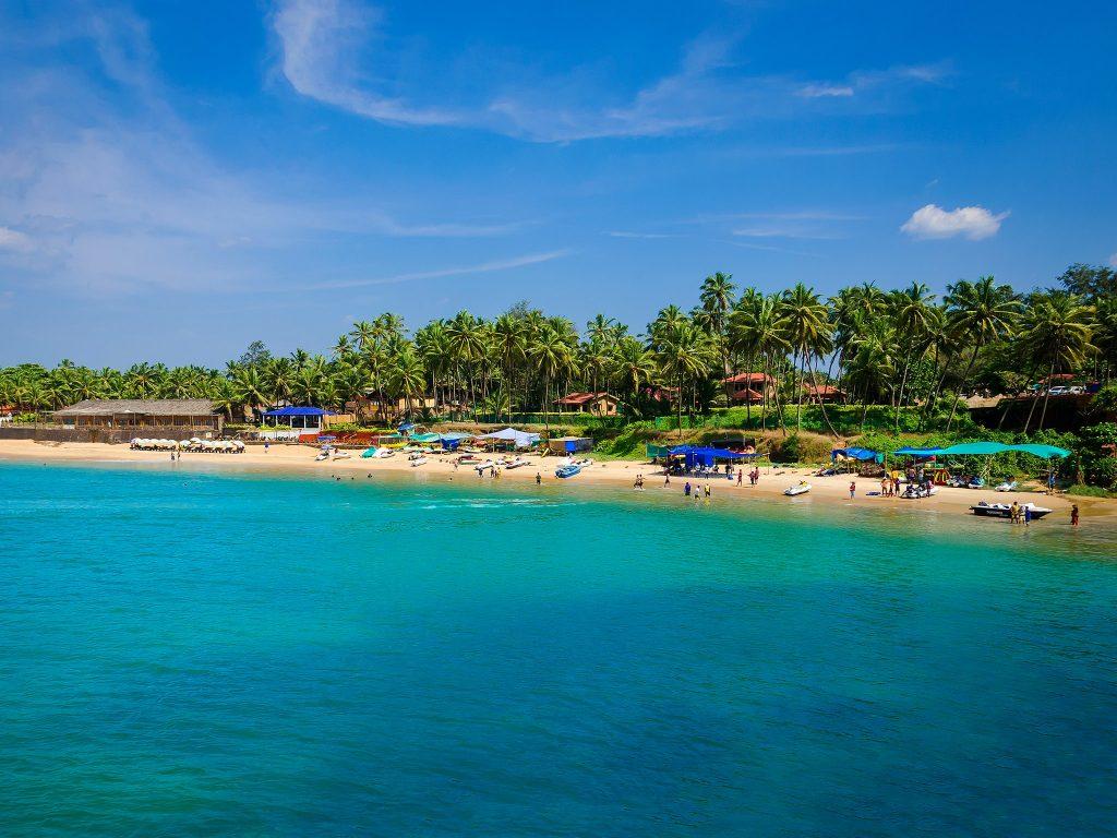 Goa Reopens for Travel